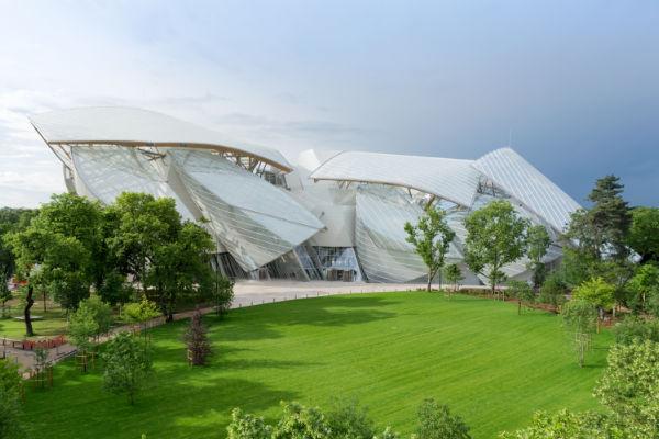 Fondation Louis Vuitton will open on October 24, 2014