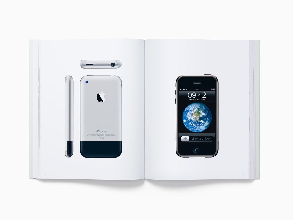 20 years of Apple's design in a newly released book