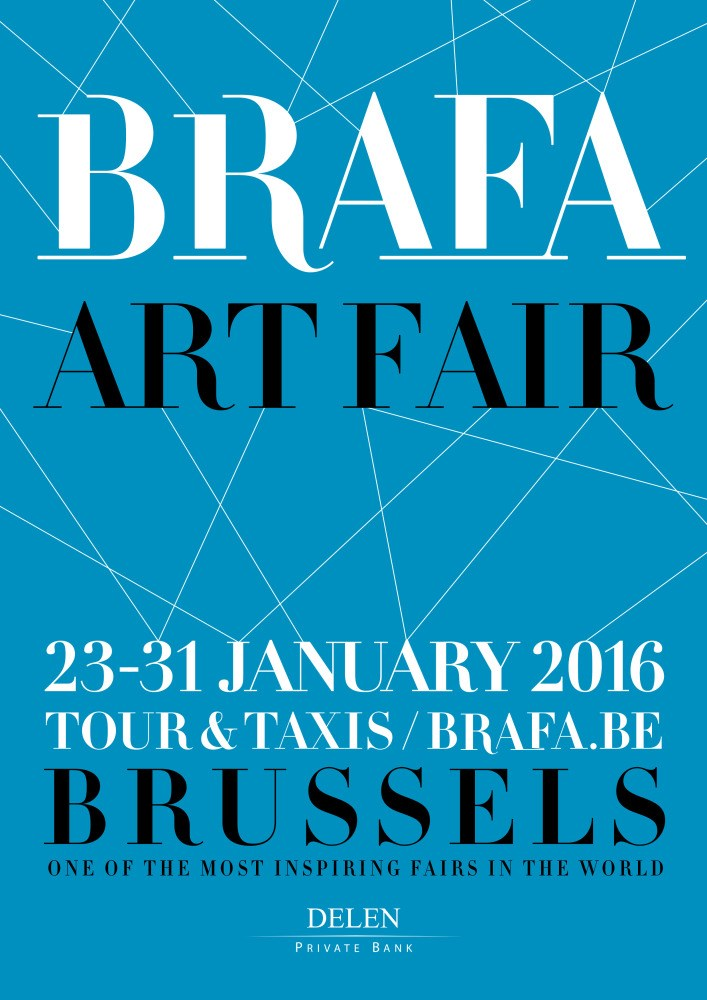 BRAFA 2016 – Flower power! 23-31 Jan 2016