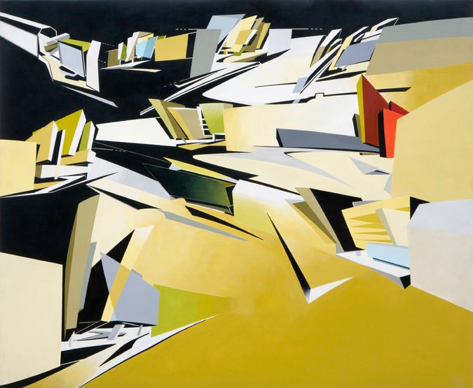 Zaha Hadid exhibition celebrates late artist's work