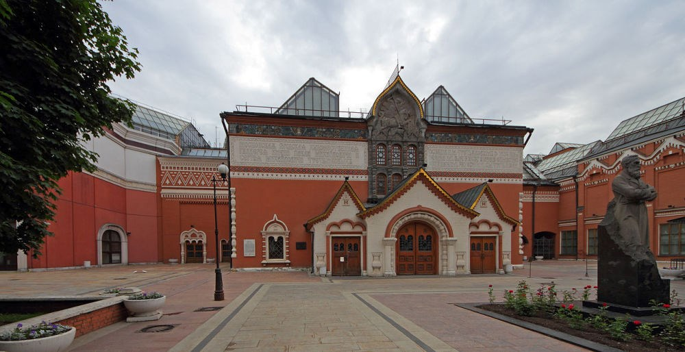 State Tretyakov Gallery will become Cosmoscow's  2017 museum partner
