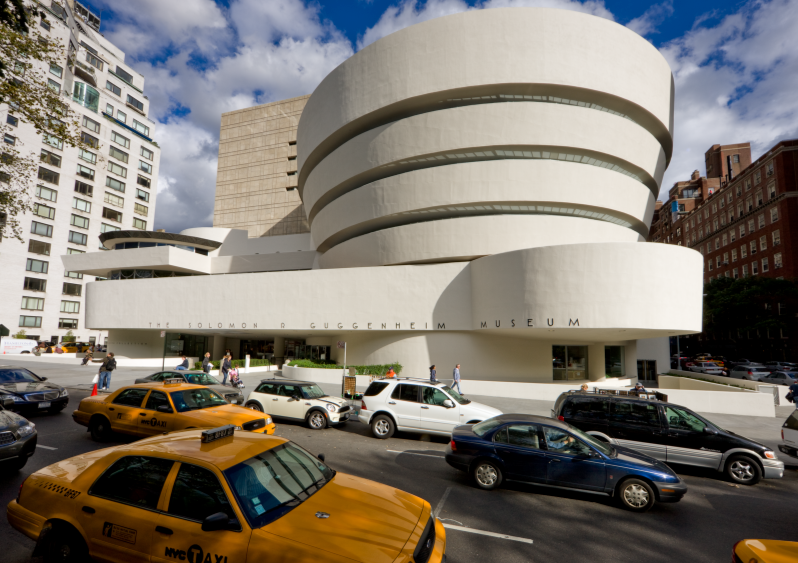 Inside The Guggenheim Museum: interview with Carmen Hermo