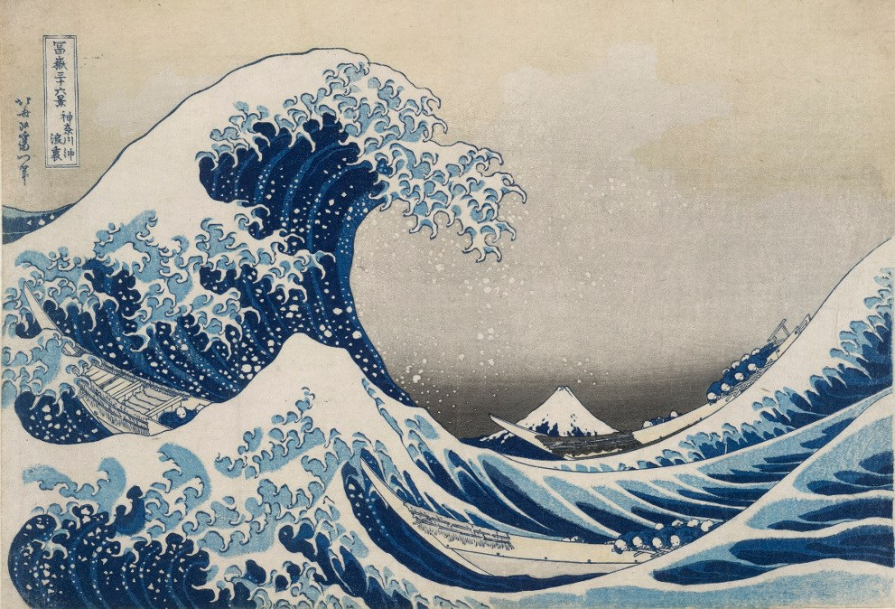 British Museum announces Hokusai: beyond the Great Wave