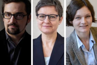 Three new appointments at Kunstmuseum Basel