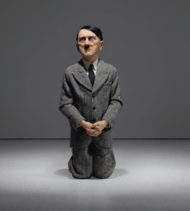 Cattelan's Hitler statue sells for surprising $17m