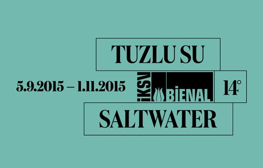 """Salty is the water of our tears"" - the 14th Istanbul Biennial, SALTWATER. A Theory of Thought Forms"