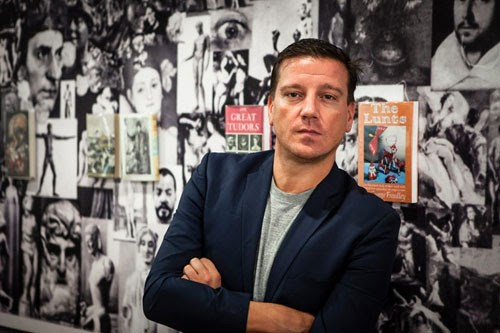 Stefan Kalmár appointed Director of Institute of Contemporary Arts (ICA) in London