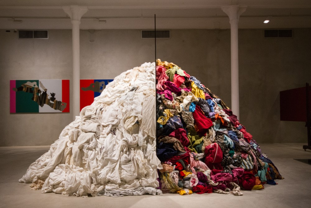 Barcelona hosts Michelangelo Pistoletto, the Arte Povera king reconverted