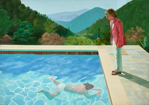 Tate Britain announces major David Hockney retrospective in 2017