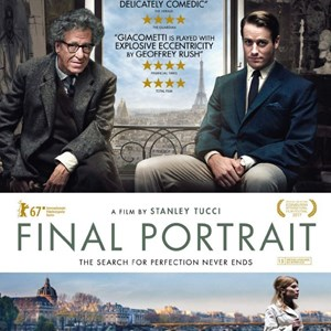 Final Portrait - The story of Swiss painter and sculptor Alberto Giacometti