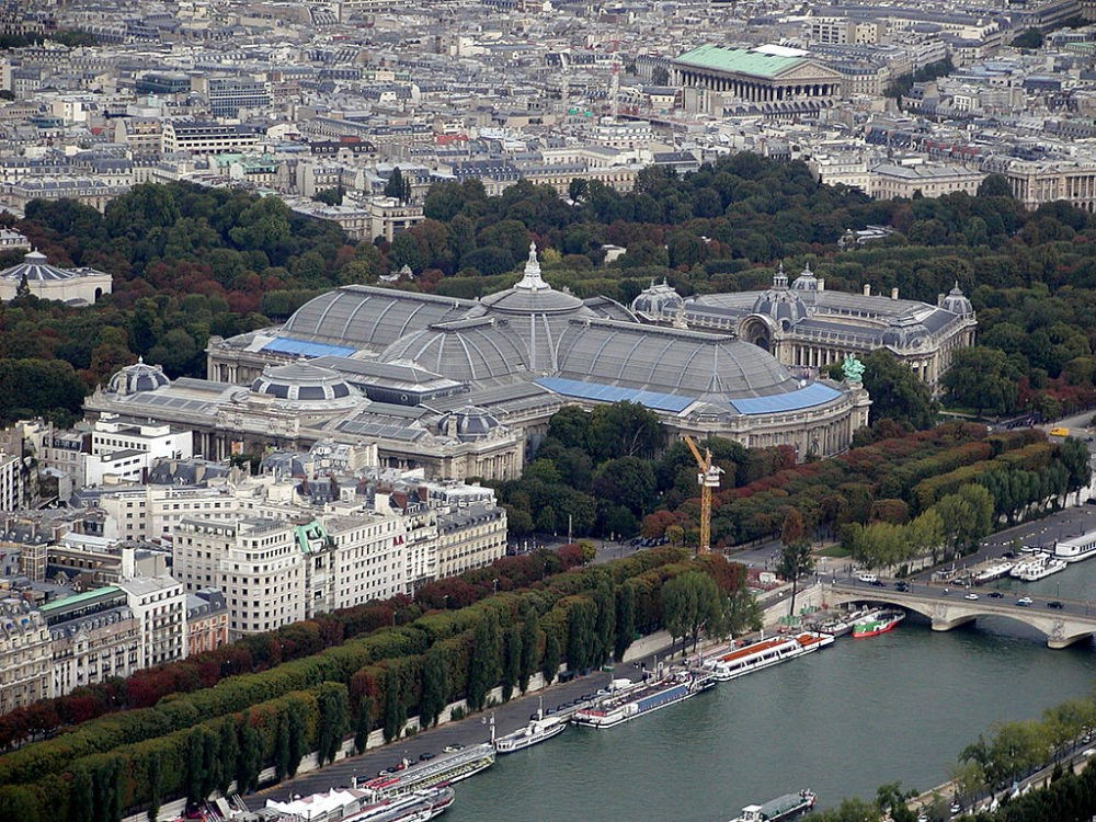 Grand Palais renovations force Paris art fairs' relocation