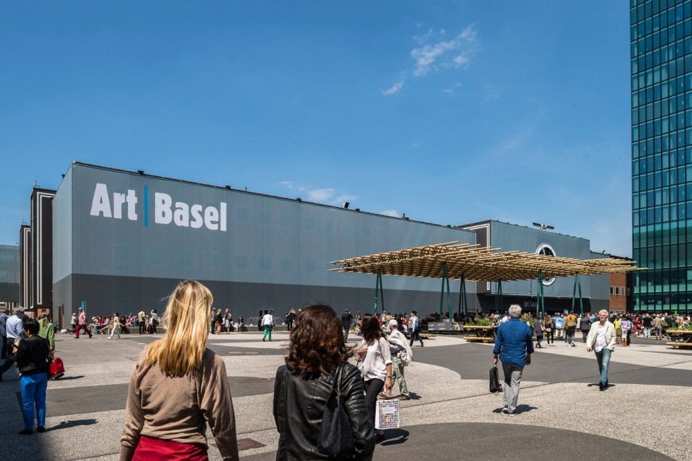 286 premier galleries to show at Art Basel's 47th edition in Basel