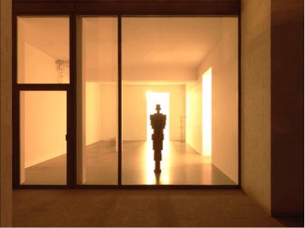 "'If a mind occupies the body and the body occupies a building..."" An interview with Antony Gormley"