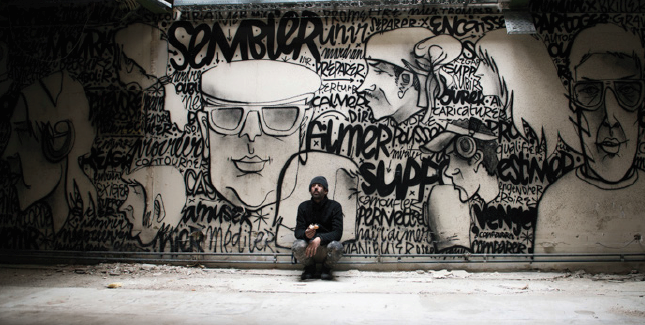 Denis Meyers. An interview with graffiti and street artist