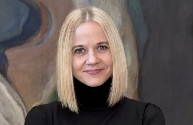 Karin Hindsbo is The National Museum's new director