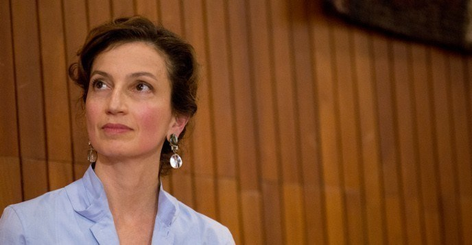 Audrey Azoulay nominated for the post of UNESCO Director-General