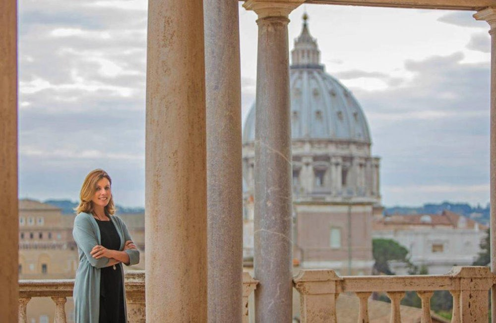 Pope appoints new female director for Vatican Museums