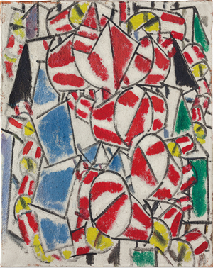Christie's brings 65 million dollar Leger to auction