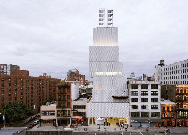 New Museum Selects OMA as Architects for Next Phase of Expansion