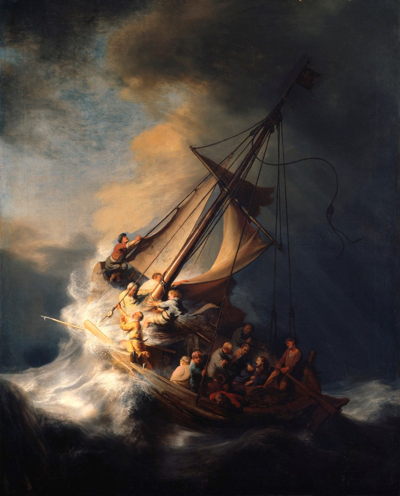 The Missing Rembrandt: Theft at the Gardner Museum