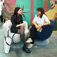 The Director of Artissima, Ilaria Bonacossa, speaks to Sofia Evangelou for Artdependence