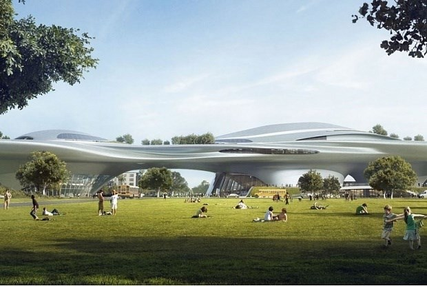 George Lucas chooses location for the Lucas Museum of Narrative Art