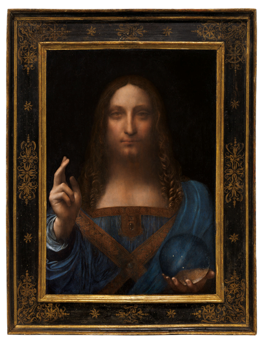 Louvre Abu Dhabi to Display Salvator Mundi