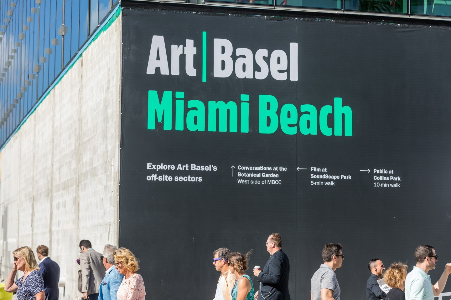 After fair report on the results of Art Basel Miami 2017