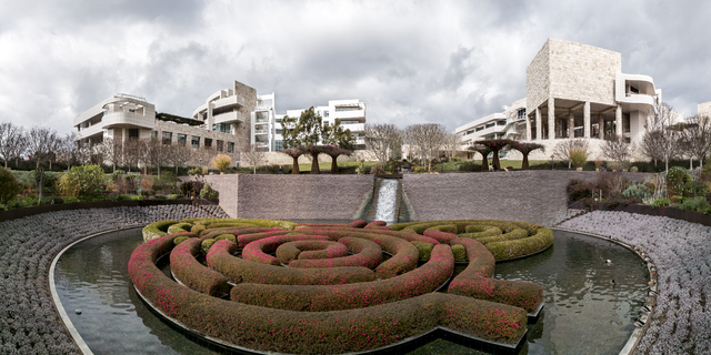 GETTY CENTER CELEBRATES 20TH ANNIVERSARY