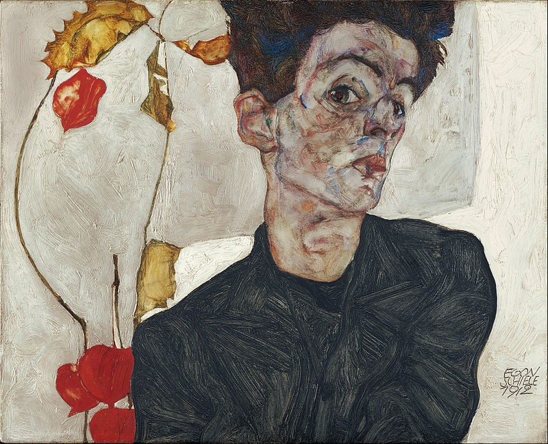 Jean-Michel Basquiat and Egon Schiele at Fondation Louis Vuitton
