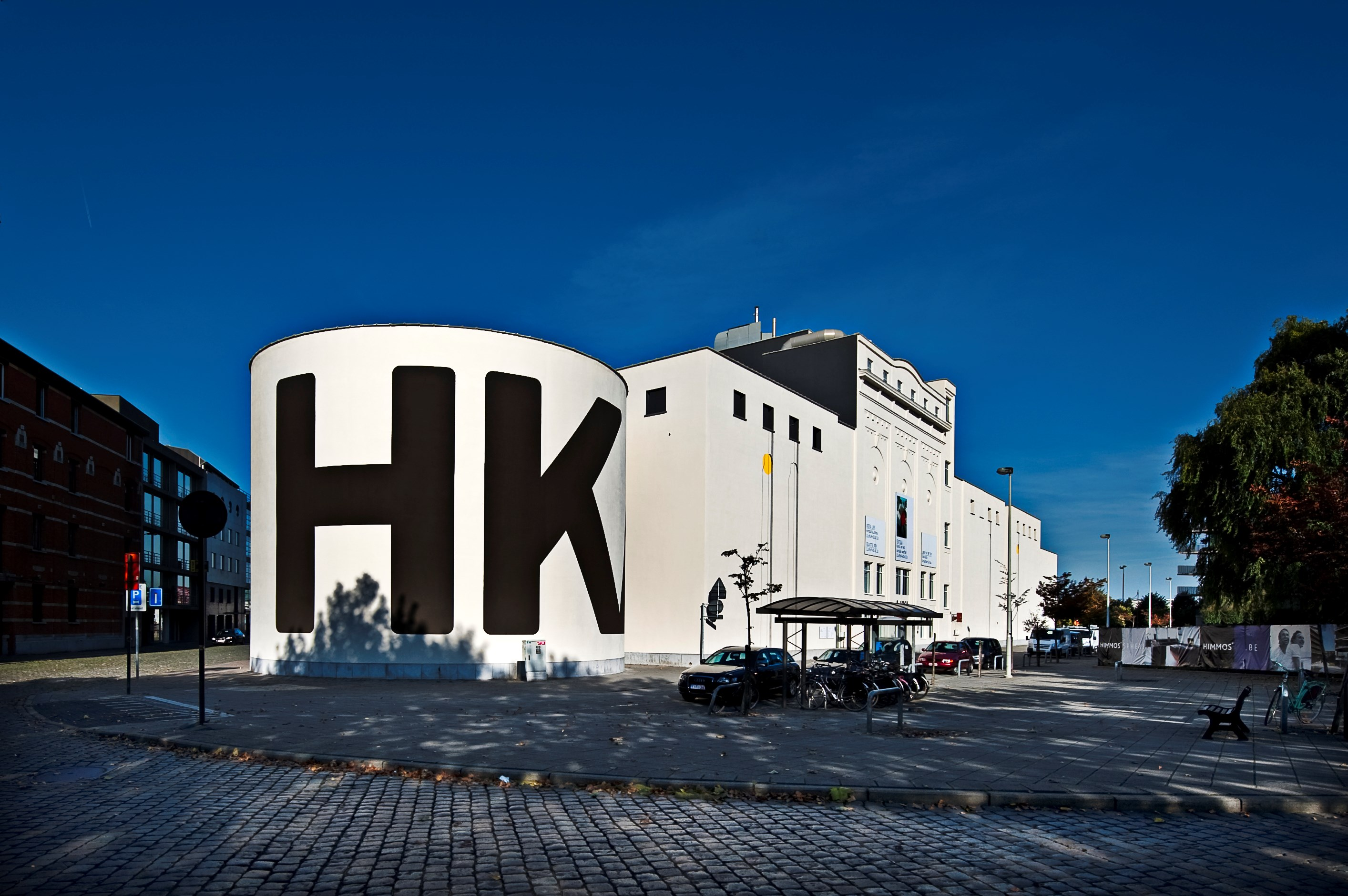 M HKA (Antwerp, Belgium) Prepares for the Future