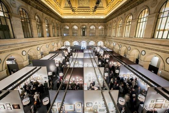 The Annual Celebration of Drawing at The Salon du Dessin in Paris 21-26 March 2018