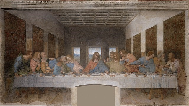 Did Da Vinci and His Workshop Create a Copy of 'The Last Supper'?  An Interview with Doctor Jean-Pierre Isbouts