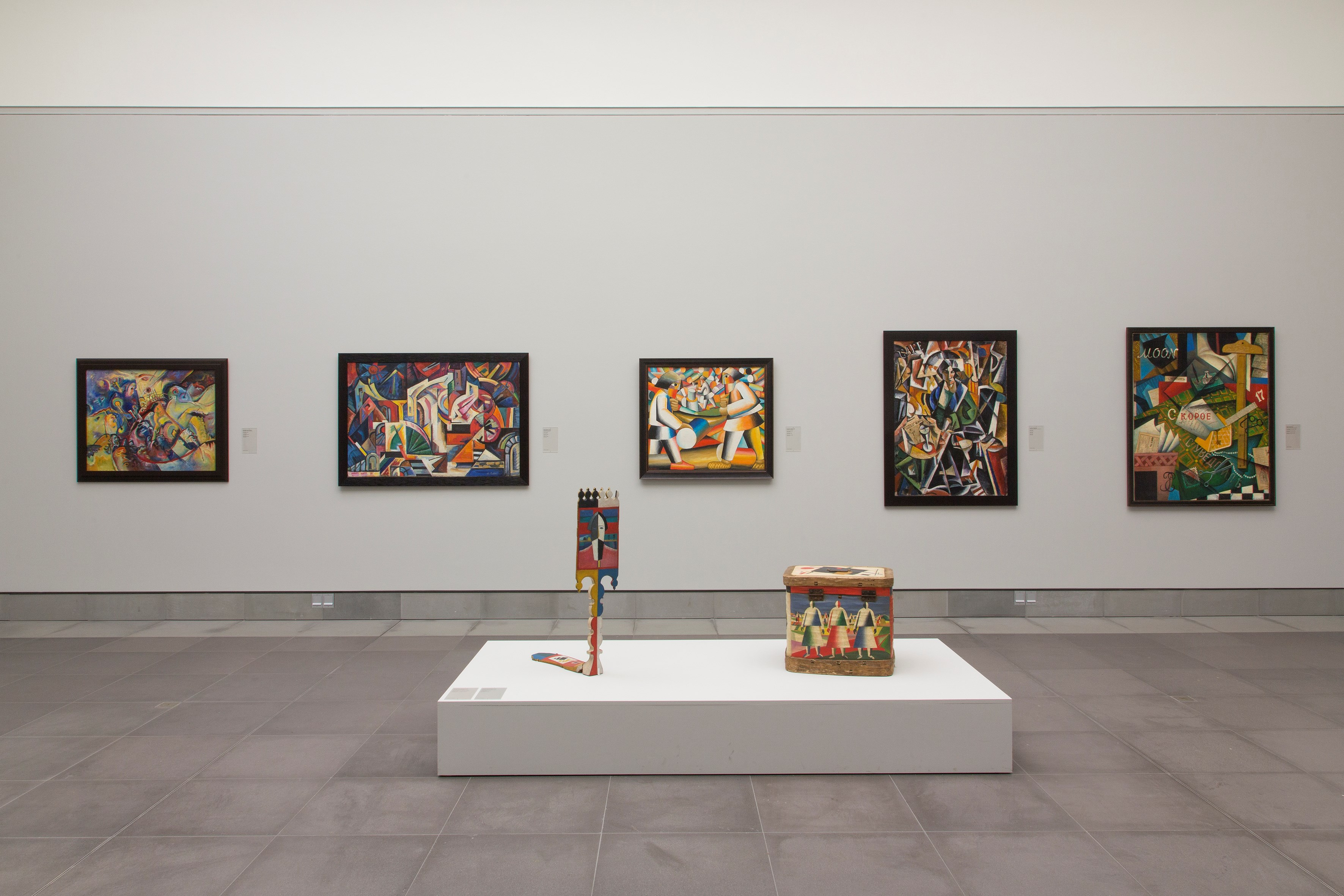 Sources Around MSK Ghent Museum Explain What Really Happened with Russian Avant-Garde Presentation