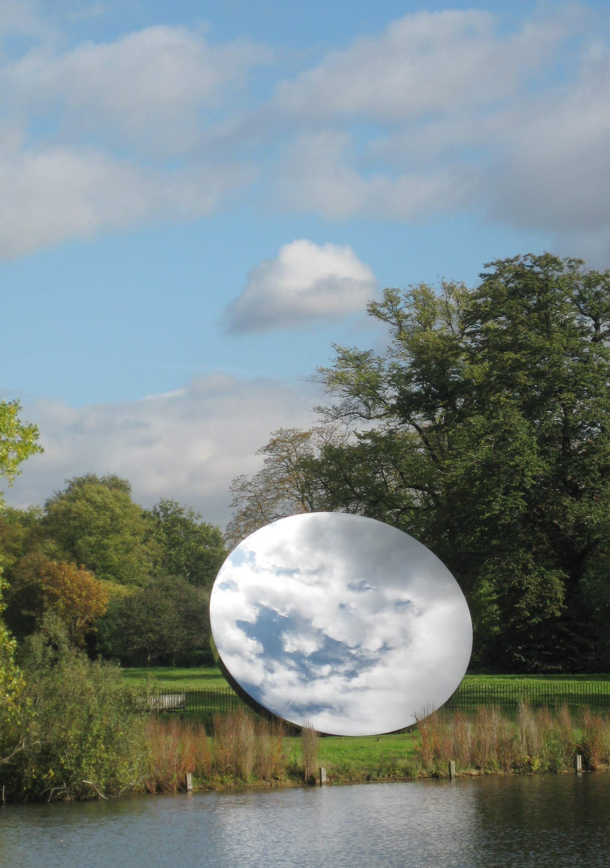 Symbolism in Art: Anish Kapoor – Mirrors