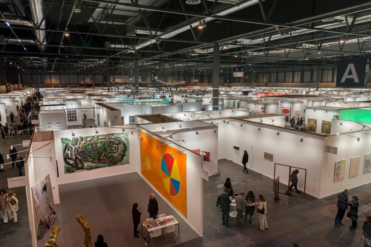 """The Future"" of Art Will Be Shown at ARCOmadrid - An Interview with the Fair's Director Carlos Urroz"