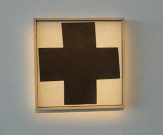 Symbolism in Art: Malevich's Black Cross