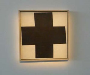 ArtDependence | Symbolism in Art: Malevich's Black Cross