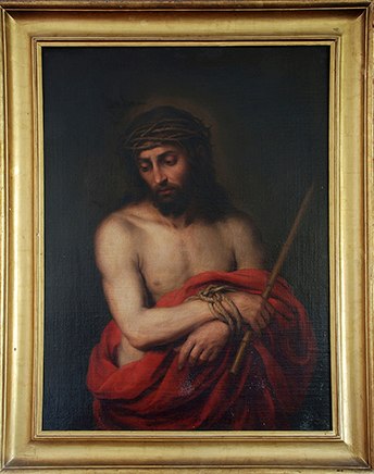 """Ecce Homo"" Attributed to Murillo"