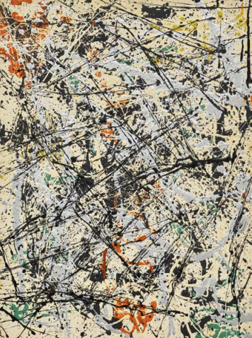 Jackson Pollock's Number 32, 1949
