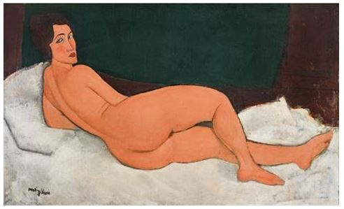 Modigliani's Masterpiece Reinvents the Nude