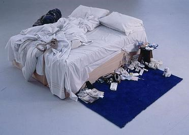 Symbolism in Art: Tracey Emin's Beds