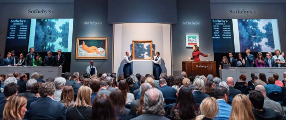 At $157.2 Million, Modigliani's Nude Is the Most Expensive Painting Ever Sold at Sotheby's