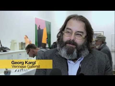 The Viennese Gallerist Georg Kargl Dies at the Age of 62