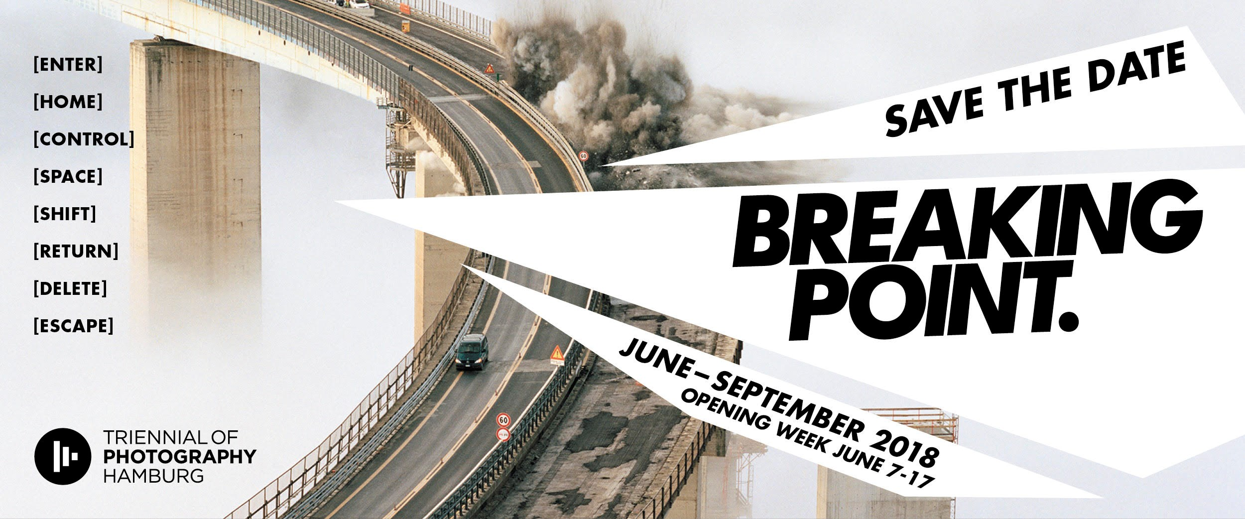 Breaking Point. Searching for Change: Triennale der Photographie Hamburg