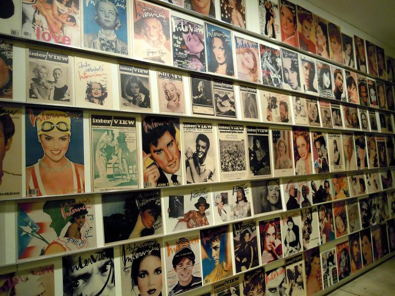 Warhol's Interview Magazine Closes After 50 Years