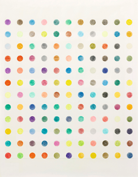 Hirst at Art Contemporain Evening Sale
