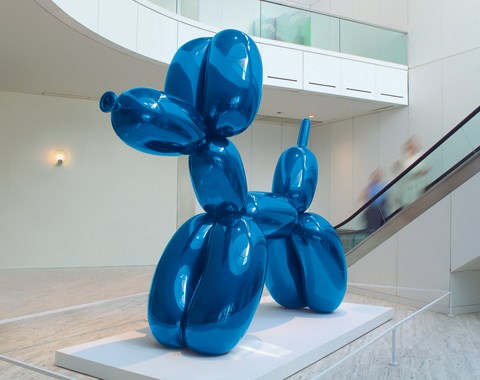 Symbolism in Art: Jeff Koons' Balloon Dogs
