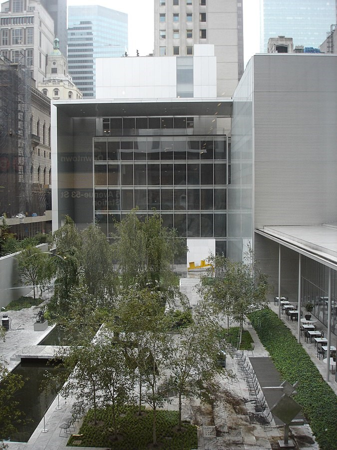 The First Press Release for the Museum of Modern Art in New York