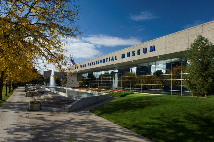 Presidential Museums and Libraries: Special Focus on the Gerald R. Ford Presidential Library and Museum